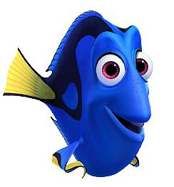 dory from finding nemo