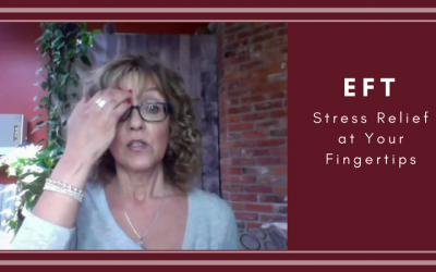 Stress Relief Can Be at Your Fingertips with EFT